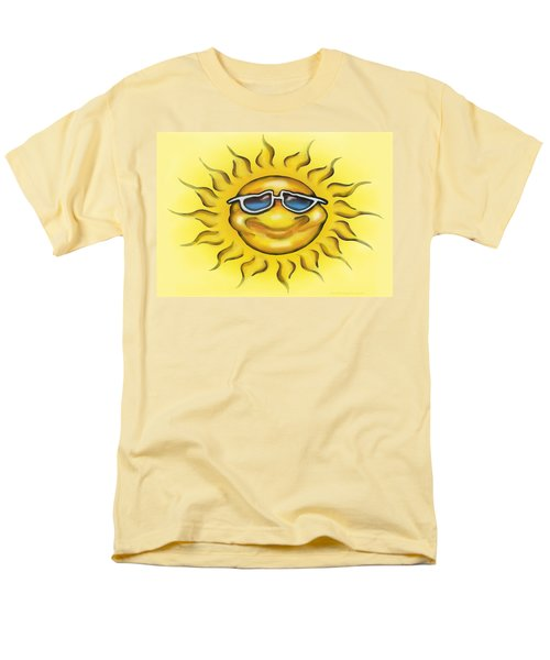 Sunny Men's T-Shirt  (Regular Fit) by Kevin Middleton