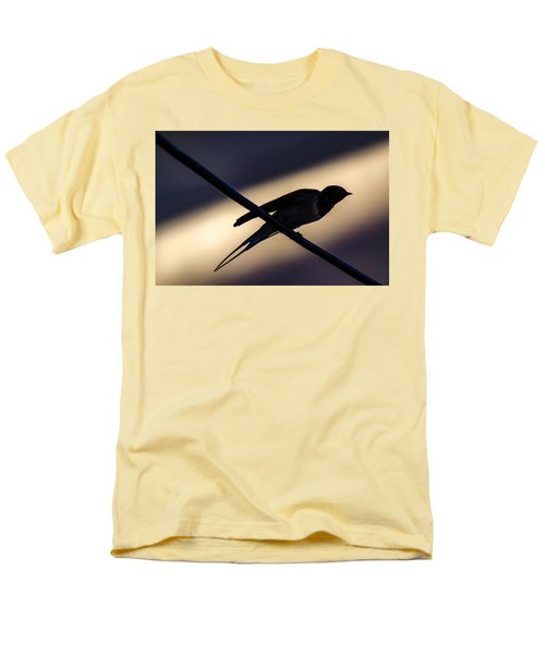 Swallow Speed Men's T-Shirt  (Regular Fit) by Rainer Kersten