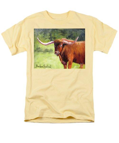 Texas Londhorn Men's T-Shirt  (Regular Fit)