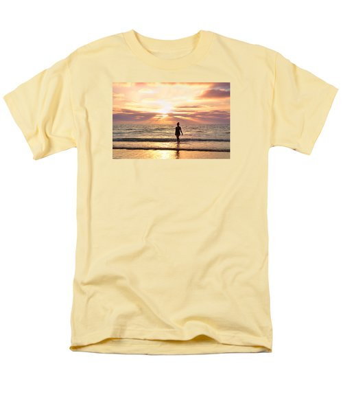 Men's T-Shirt  (Regular Fit) featuring the photograph The Mermaid by Rima Biswas
