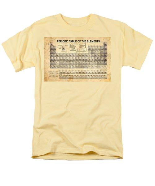 The Periodic Table Men's T-Shirt  (Regular Fit) by Olga Hamilton