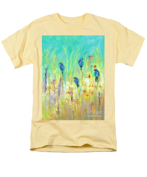 The Resting Place Men's T-Shirt  (Regular Fit) by Frances Marino