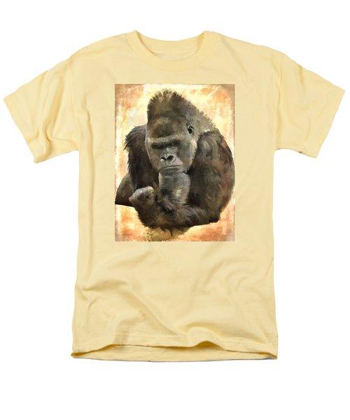 The Thinker Men's T-Shirt  (Regular Fit) by Diane Alexander