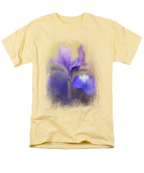 Tiny Iris Men's T-Shirt  (Regular Fit) by Jai Johnson