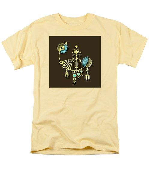 Tock Men's T-Shirt  (Regular Fit) by Deborah Smith