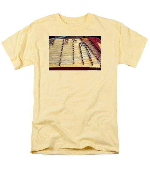 Traditional Chinese Instrument Men's T-Shirt  (Regular Fit) by Yali Shi