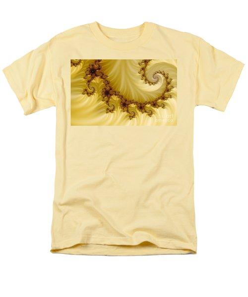 Valleys Men's T-Shirt  (Regular Fit) by Clayton Bruster