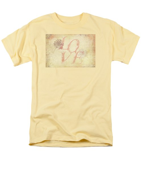 Vintage Love Men's T-Shirt  (Regular Fit) by Caitlyn Grasso