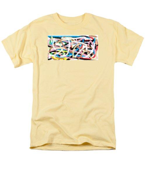 Wish - 17 Men's T-Shirt  (Regular Fit) by Mirfarhad Moghimi