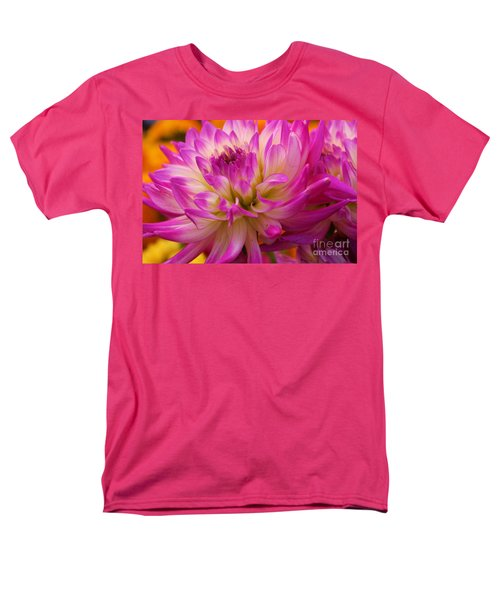 Men's T-Shirt  (Regular Fit) featuring the photograph Bursting With Color by John S