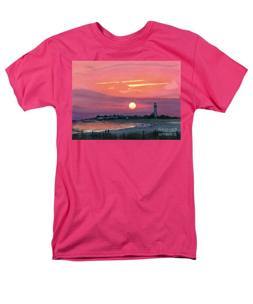 Cape May Sunset Men's T-Shirt  (Regular Fit) by Barbara Jewell