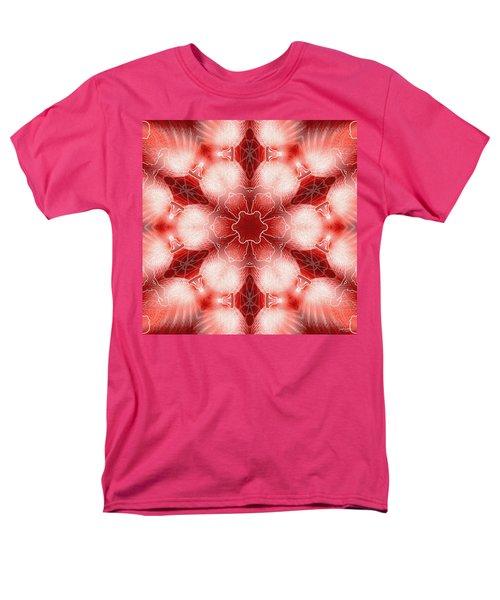 Cosmic Spiral Kaleidoscope 22 Men's T-Shirt  (Regular Fit)