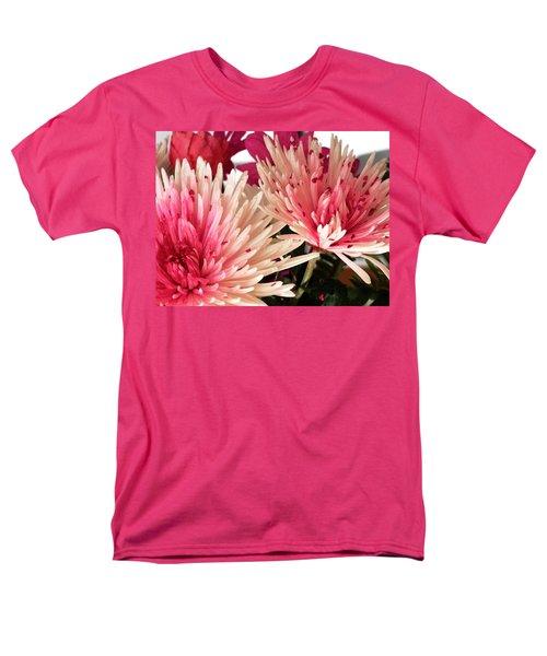 Feel The Heart Felt Love Men's T-Shirt  (Regular Fit) by Belinda Lee