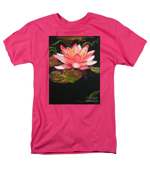 In Full Bloom Men's T-Shirt  (Regular Fit) by Janet McDonald