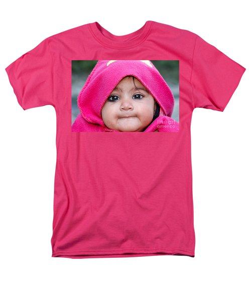 Innocence Men's T-Shirt  (Regular Fit) by Fotosas Photography