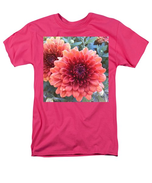 Men's T-Shirt  (Regular Fit) featuring the photograph Last Of The Summer by Denyse Duhaime