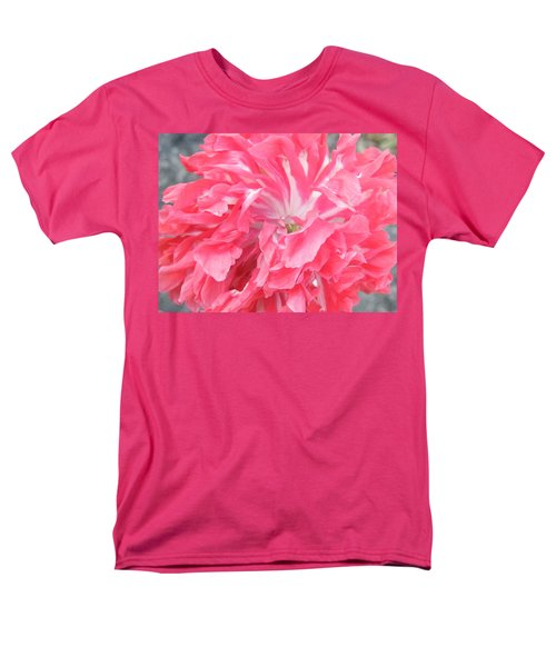 Popping Pink Men's T-Shirt  (Regular Fit) by Brian Boyle