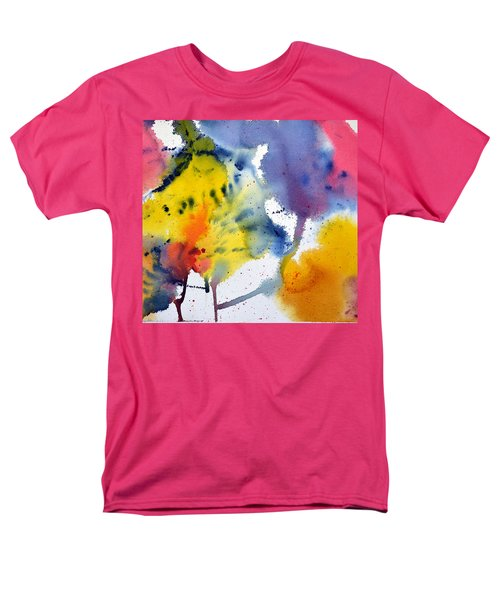 Spring Fling Men's T-Shirt  (Regular Fit) by Joan Hartenstein