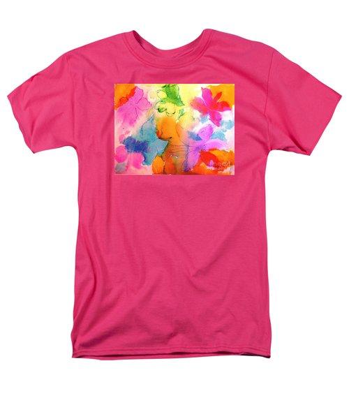 Transformed Into His Image Men's T-Shirt  (Regular Fit) by Hazel Holland