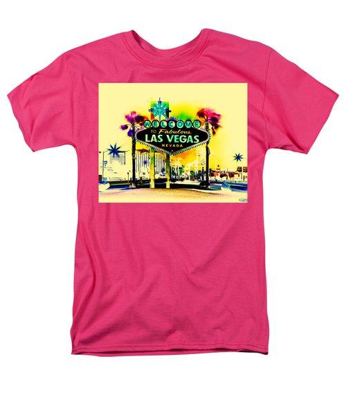 Vegas Weekends Men's T-Shirt  (Regular Fit) by Az Jackson