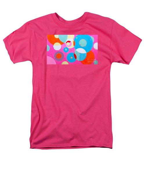 Girl Men's T-Shirt  (Regular Fit) by Beth Saffer