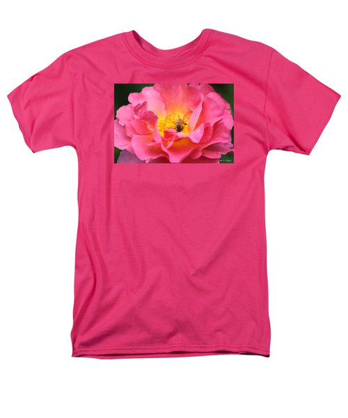 Good Morning  Men's T-Shirt  (Regular Fit) by Amy Gallagher