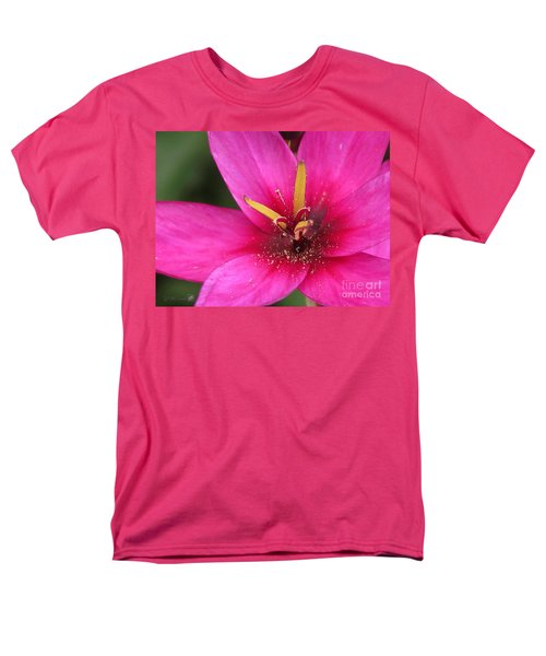 Men's T-Shirt  (Regular Fit) featuring the photograph Ixia Named Venus by J McCombie