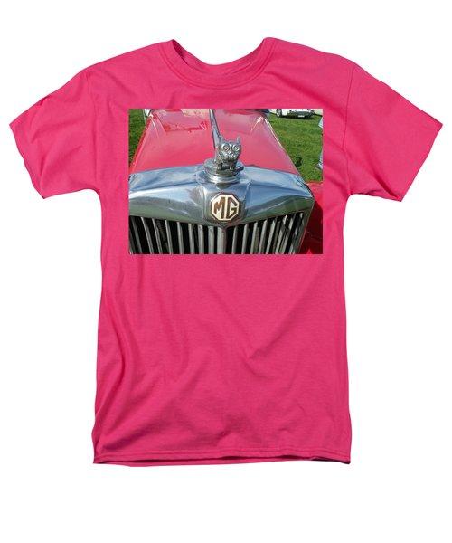 Men's T-Shirt  (Regular Fit) featuring the photograph M G Hood 1 by Anna Ruzsan