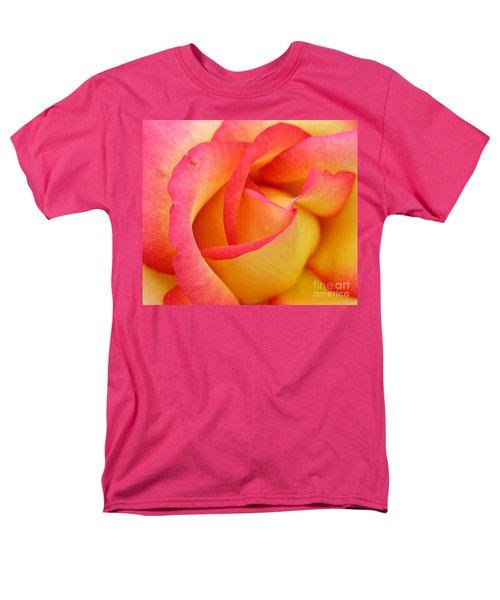 Rose 3 Men's T-Shirt  (Regular Fit) by Mark Gilman