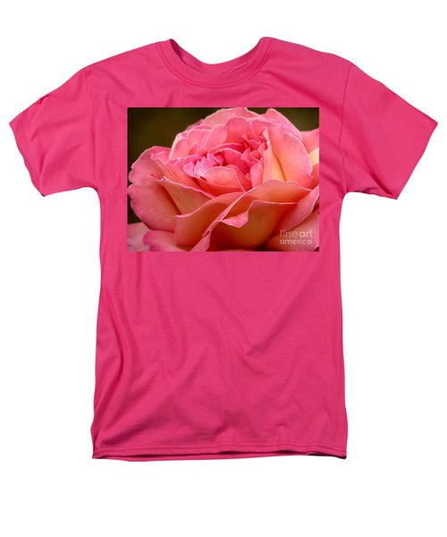 Men's T-Shirt  (Regular Fit) featuring the photograph Unfolding by Rory Sagner