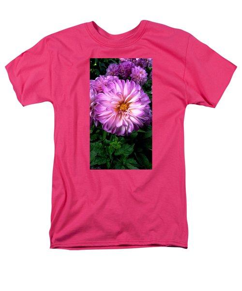 Men's T-Shirt  (Regular Fit) featuring the photograph Flowers by Bernd Hau
