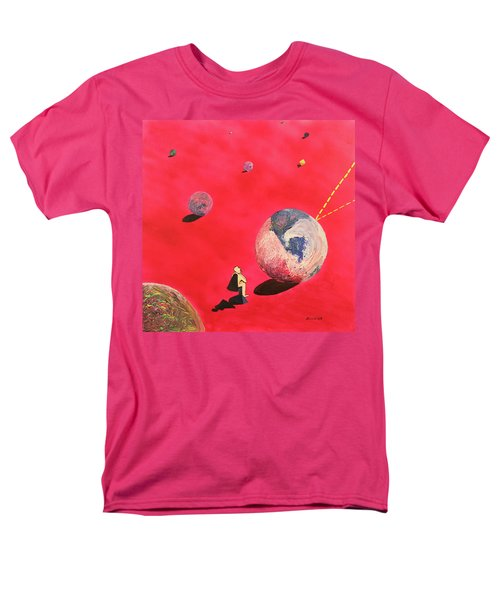 A Lot To Think About Men's T-Shirt  (Regular Fit)