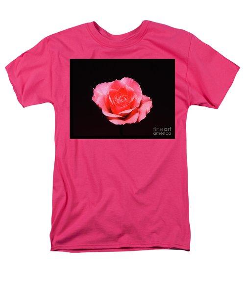 A Rose Is A Rose Is A Rose Men's T-Shirt  (Regular Fit)
