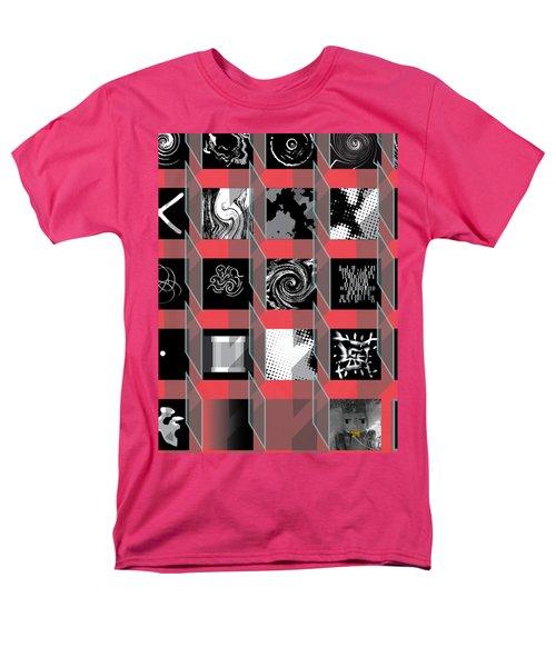 Advent Calendar Men's T-Shirt  (Regular Fit) by Stan  Magnan