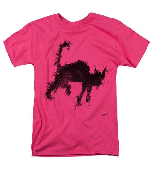Electricat Men's T-Shirt  (Regular Fit)