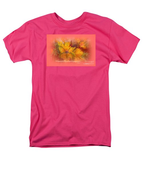 Butterfly Of Love And Peace Men's T-Shirt  (Regular Fit) by Sherri's Of Palm Springs