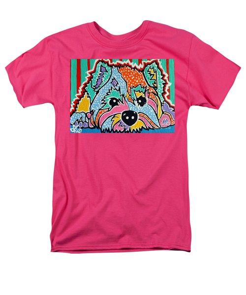 Cotton Candy Men's T-Shirt  (Regular Fit) by Jackie Carpenter