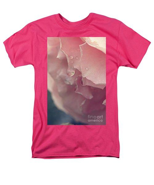 Crying In The Rain Men's T-Shirt  (Regular Fit) by Linda Lees