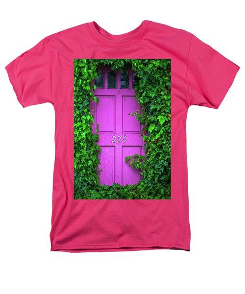 Door 229 Men's T-Shirt  (Regular Fit) by Darren White