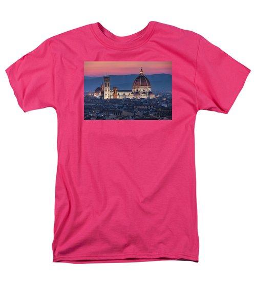 Duomo Di Firenze Men's T-Shirt  (Regular Fit) by Brent Durken