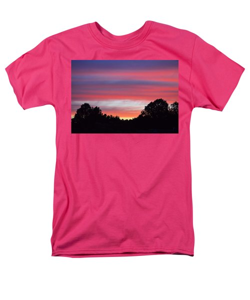 Early Morning Color Men's T-Shirt  (Regular Fit) by Kathy Eickenberg