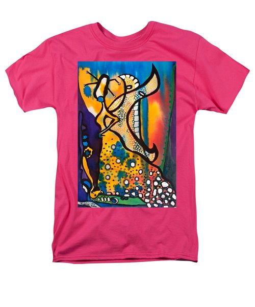 Fairy Queen - Art By Dora Hathazi Mendes Men's T-Shirt  (Regular Fit)
