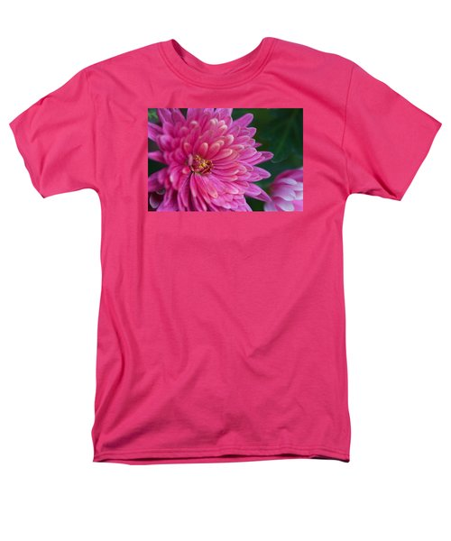 Heart Of A Mum Men's T-Shirt  (Regular Fit) by Jim Gillen