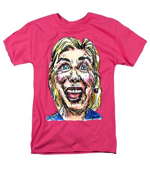 Hillary Men's T-Shirt  (Regular Fit) by Robert Yaeger