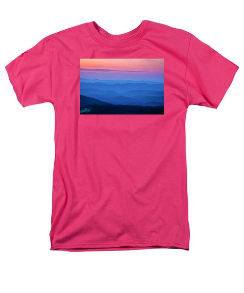 Men's T-Shirt  (Regular Fit) featuring the photograph House With A View by Andrew Soundarajan