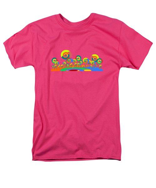 Lollypop Island Men's T-Shirt  (Regular Fit) by Anastasiya Malakhova