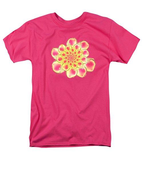 Lotus Men's T-Shirt  (Regular Fit)