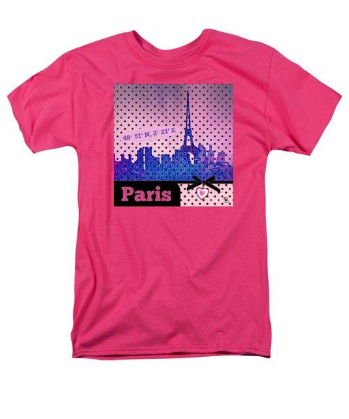 Mindy Jo's Paris  Men's T-Shirt  (Regular Fit)