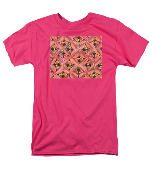 Men's T-Shirt  (Regular Fit) featuring the drawing Monarch by Kim Sy Ok