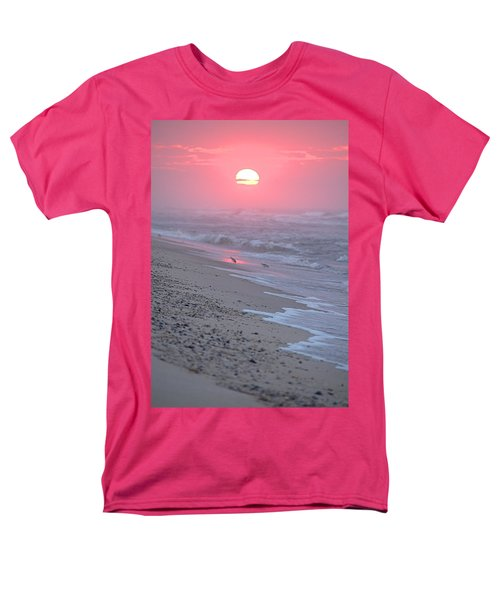 Men's T-Shirt  (Regular Fit) featuring the photograph Morning Haze by  Newwwman